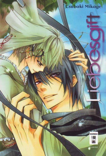 Liebesgift - Das Cover