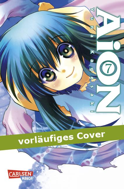 AiON 7 - Das Cover