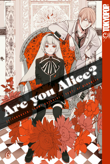 Are you Alice? 6 - Das Cover