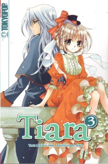 Tiara 3 - Das Cover