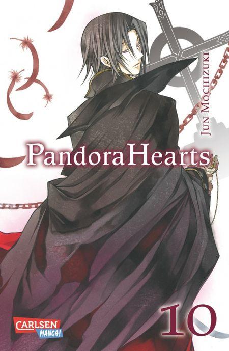 Pandora Hearts 10 - Das Cover