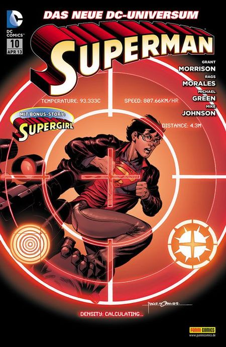 Superman 10 - Das Cover
