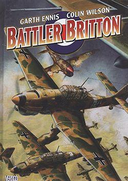 Battler Britton - Das Cover