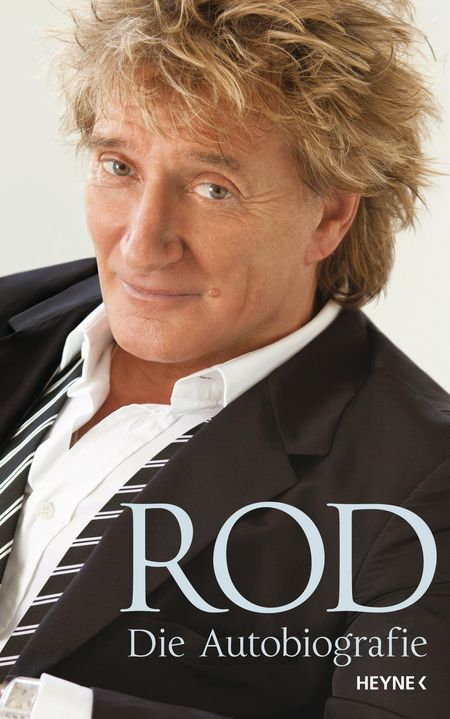 Rod - Die Autobiografie - Das Cover