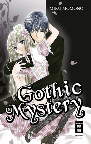 Gothic Mystery - Das Cover