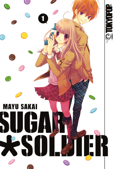 Sugar Soldier 1 - Das Cover