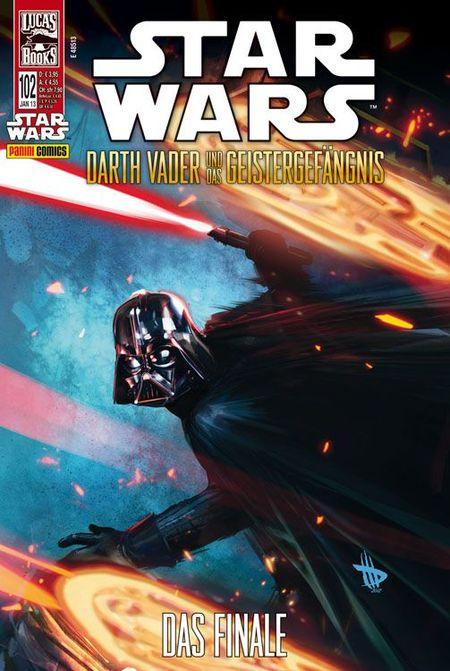 Star Wars 102 - Das Cover