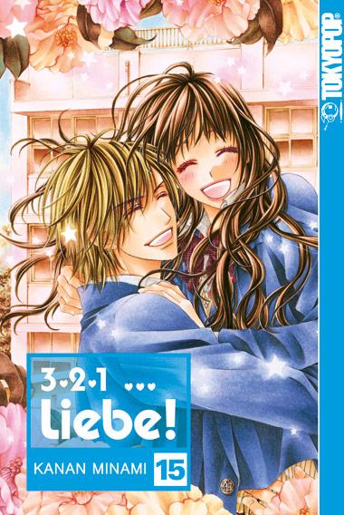 3, 2, 1 … Liebe 15 - Das Cover