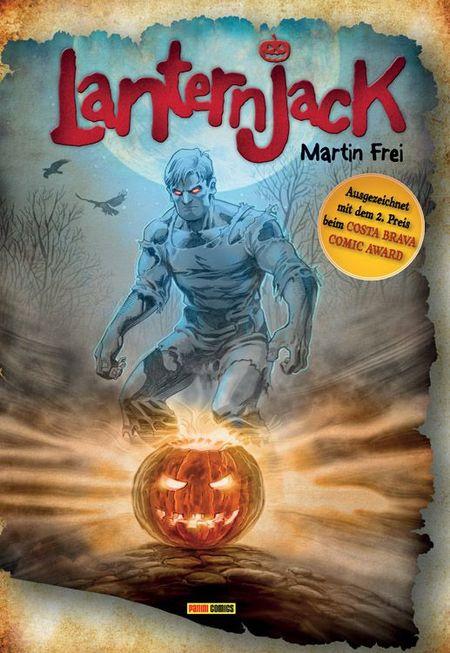 Lanternjack - Das Cover