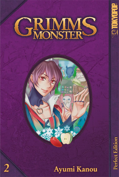 Grimms Monster Perfect Edition 2 - Das Cover