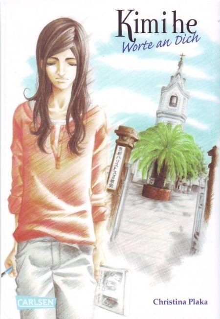 Kimi he - Worte an Dich - Das Cover