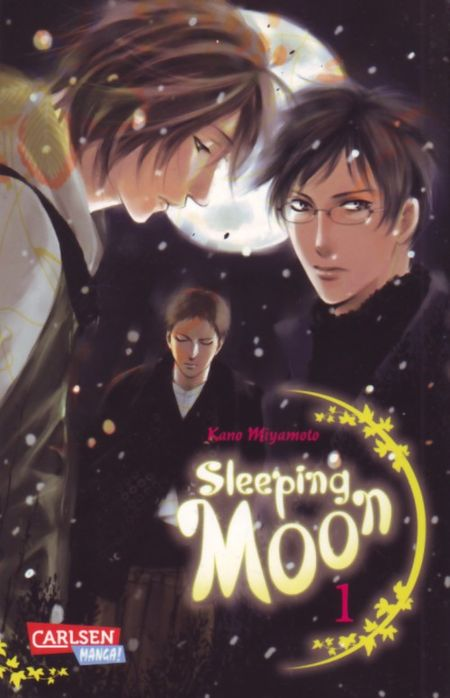 Sleeping Moon 1 - Das Cover