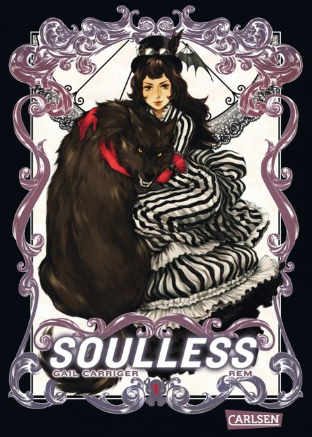 Soulless 1 - Das Cover