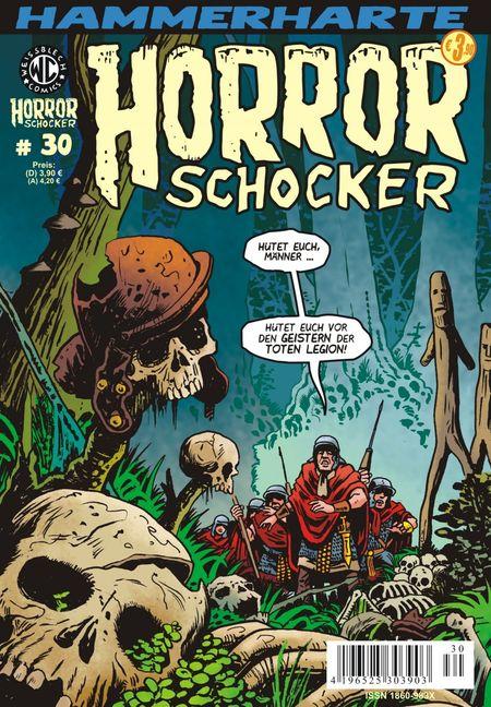 Horrorschocker 30 - Das Cover
