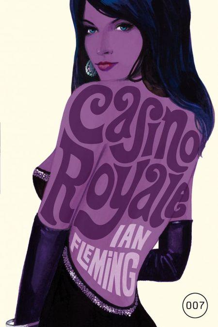 James Bond 01: Casino Royale - Das Cover
