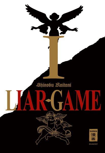 Liar Game 1 - Das Cover