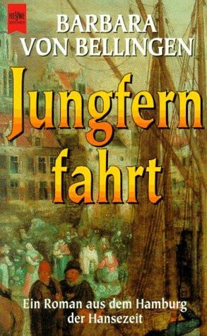 Engelke Geerts 01: Jungfernfahrt - Das Cover