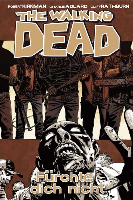 The Walking Dead 17: Fürchte dich nicht - Das Cover
