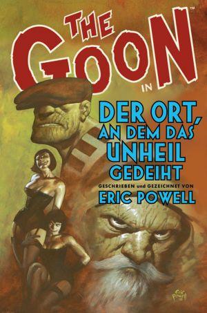 The Goon 8: Der Ort, an dem das Unheil gedeiht - Das Cover