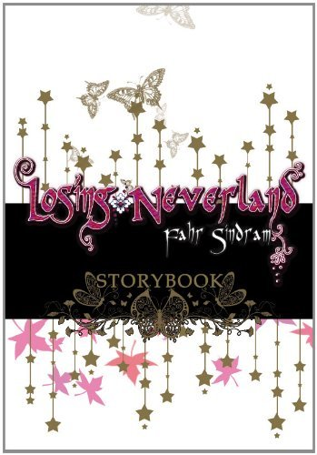 Losing Neverland Storybook - Das Cover