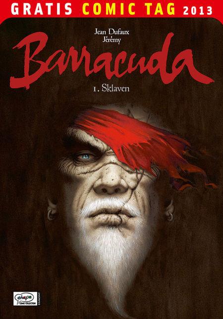 Gratis Comic Tag 2013: Barracuda - Das Cover