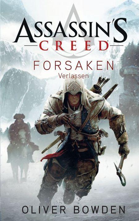 Assassin's Creed. Forsaken - Verlassen - Das Cover