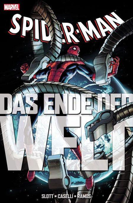 Spider-Man: Das Ende der Welt - Das Cover