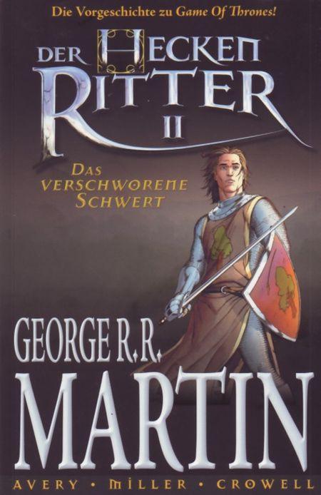 Der Heckenritter 2: Das verschworene Schwert - Das Cover
