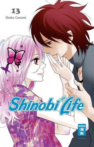 Shinobi Life 13 - Das Cover