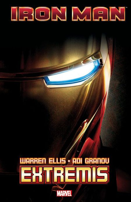 Iron Man: Extremis - Das Cover