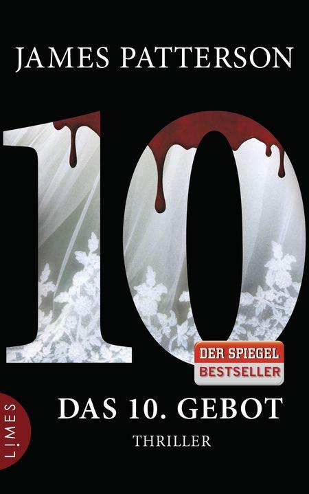 Das 10. Gebot - Women's Murder Club - Das Cover