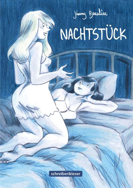 Nachtstück - Das Cover
