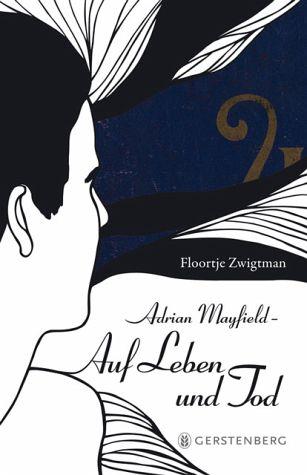 Adrian Mayfield - Auf Leben und Tod  - Das Cover