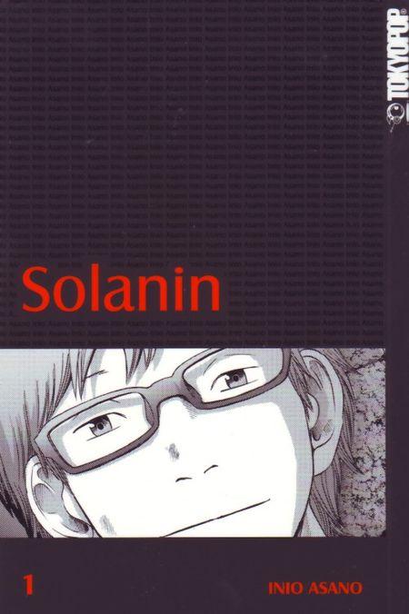Solanin 1 - Das Cover
