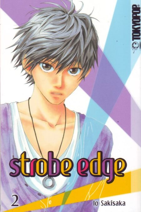 Strobe Edge 2 - Das Cover