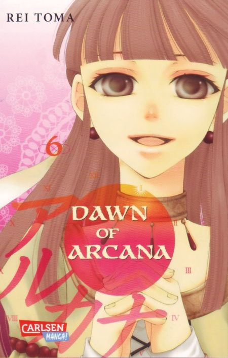 Dawn of Arcana 6 - Das Cover