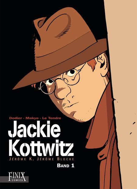 Jackie Kottwitz Gesamtausgabe 1 - Das Cover