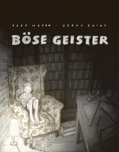 Böse Geister - Das Cover