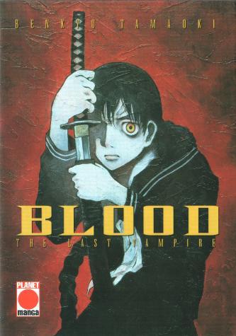 Blood - Das Cover