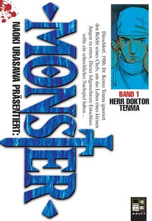 Monster 1 - Das Cover