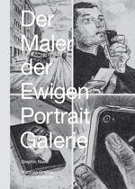 Der Maler der ewigen Portraitgalerie - Das Cover