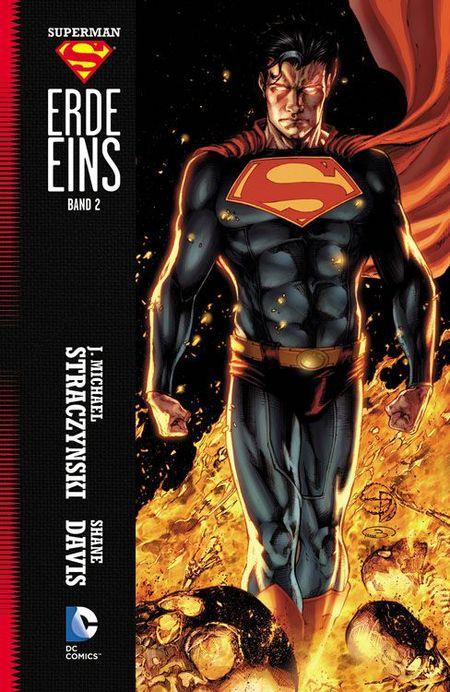 Superman Erde Eins 2 - Das Cover