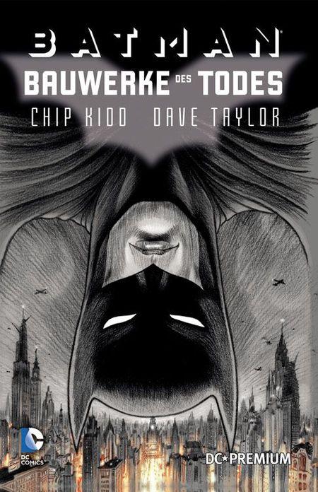 DC Premium 83: Batman - Bauwerke Des Todes SC - Das Cover
