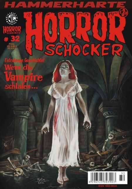 Horrorschocker 32 - Das Cover