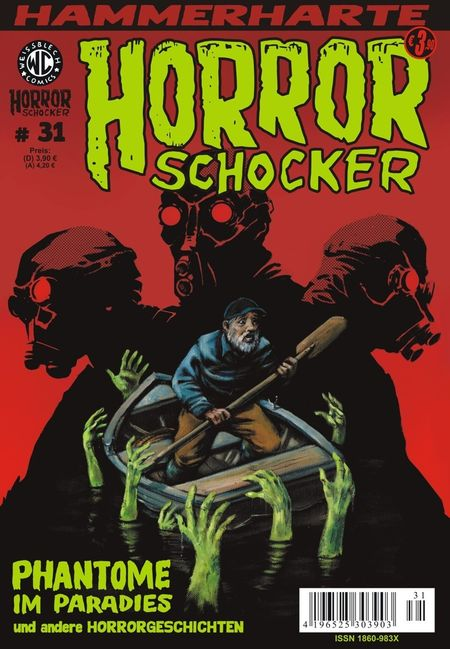 Horrorschocker 31 - Das Cover
