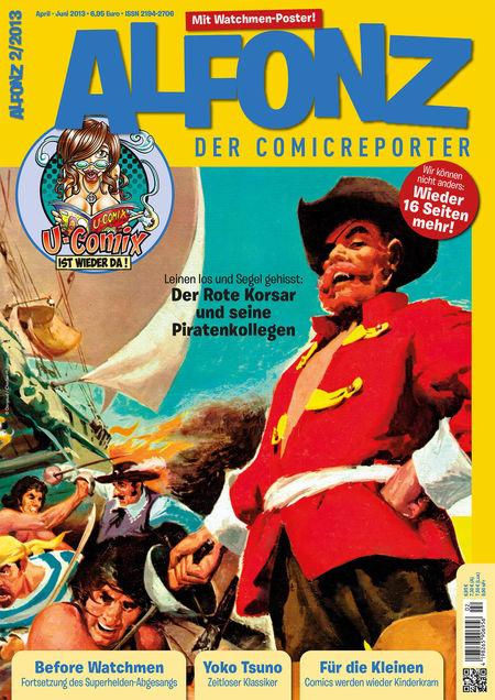 Alfonz 02/13 - Das Cover