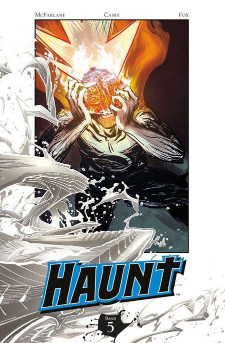 Haunt 5 - Das Cover