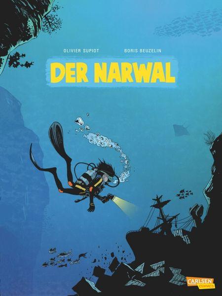 Der Narwal - Das Cover
