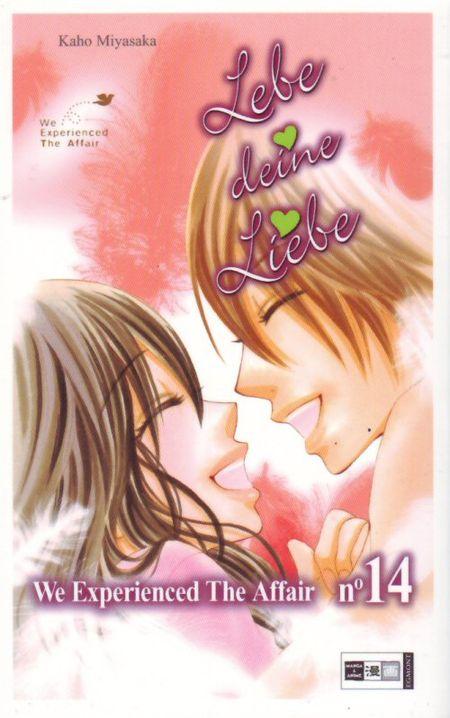 Lebe deine Liebe 14 - Das Cover