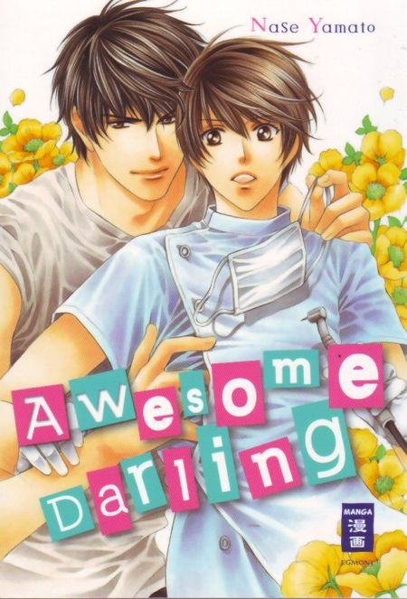 Awesome Darling - Das Cover